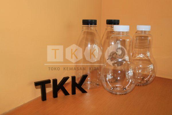 botol cantik 350 botol lampu 320