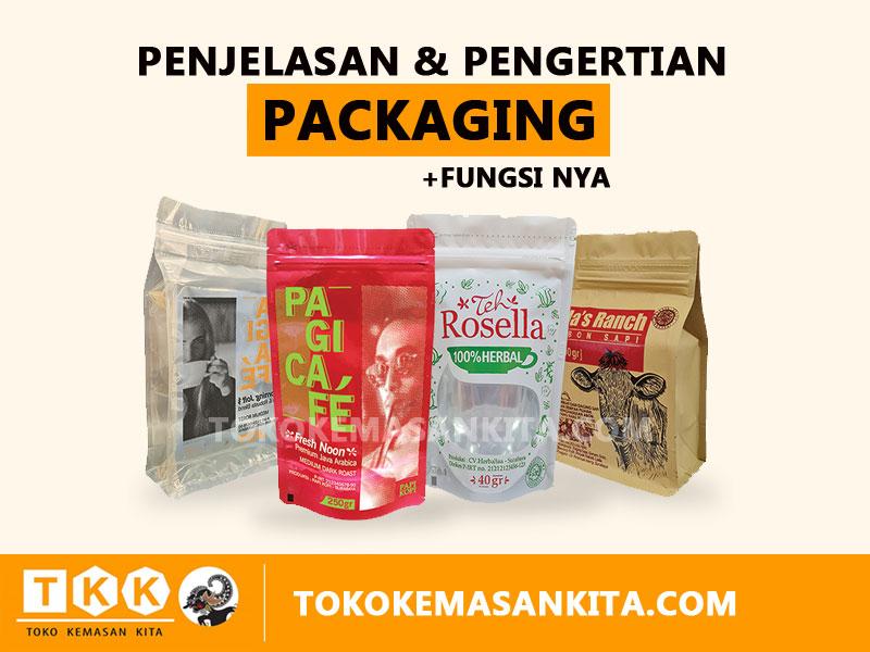 Toko kemasan kita menjual berbagai packaging untuk produmu